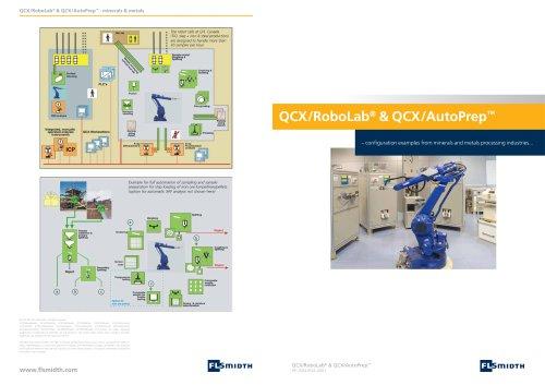QCX/RoboLab - QCX/Autoprep