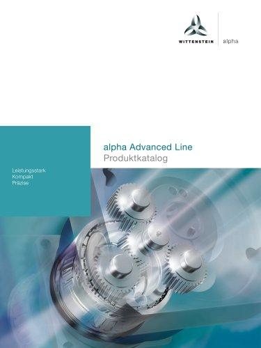 alpha Advanced Line