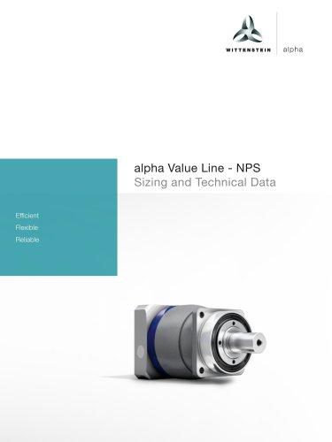 alpha Value Line - NPS