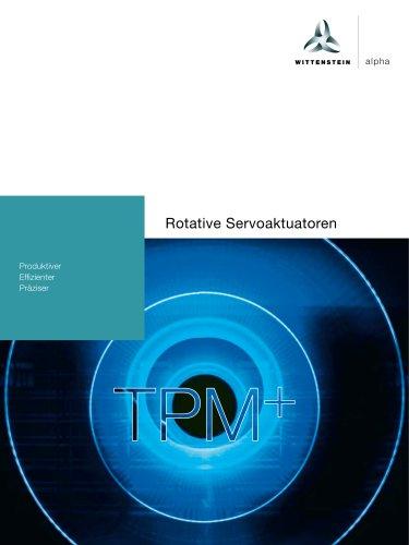 Rotative Servoaktuatoren