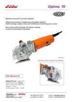RASOR  ELECTRIC AND PNEUMATIC SCISSORS
