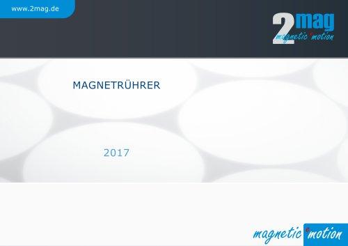 2mag Magnetrührer 2017