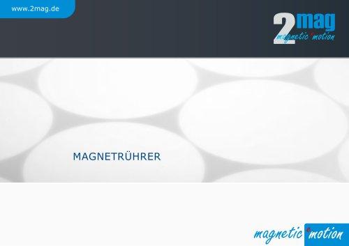 2mag Magnetrührer