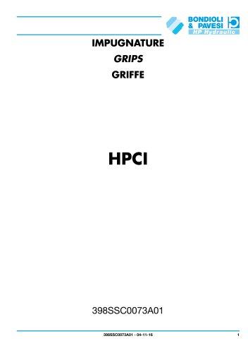 Griffe - HPCI