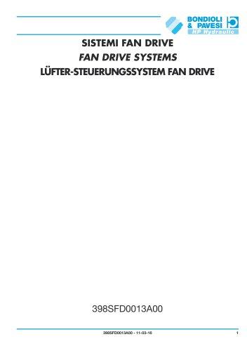 Lüfter-steuerungssystem Fan Drive