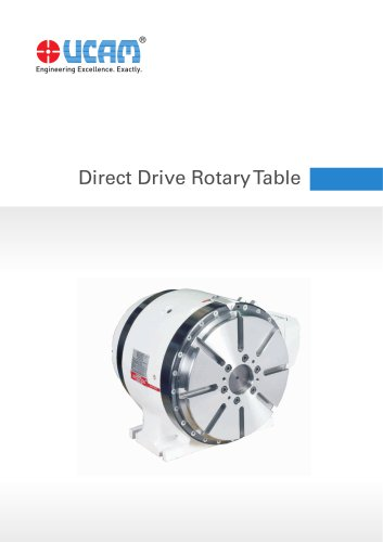 Direct Drive Rotary Table