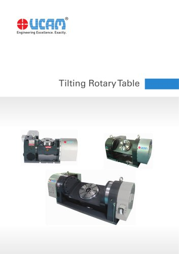 Tilting Rotary Table