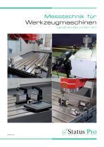 Messtechnik Fur Werkzeugmaschinen