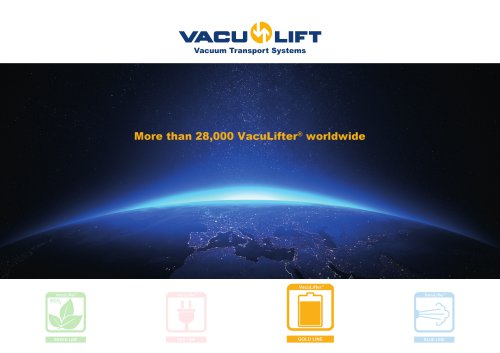 VacuLifter® Gold Line