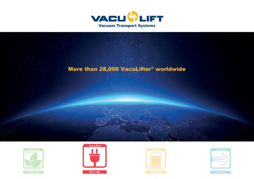 VacuLifter® Red Line