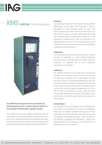 KMS-Kombimessystem