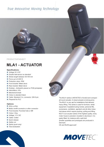 MLA1 - ACTUATOR