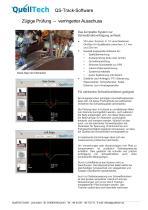 2D/3D QS-Track-Seam Software