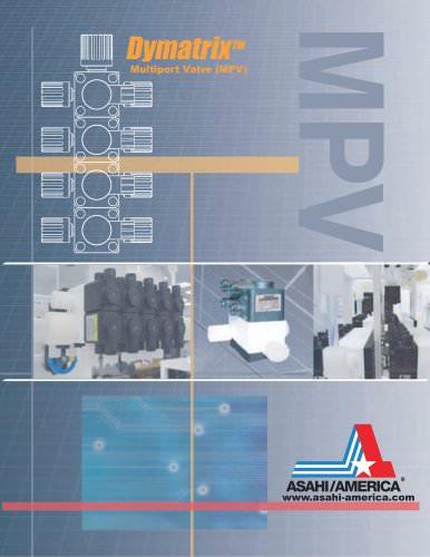 Dymatrix MPV Valves