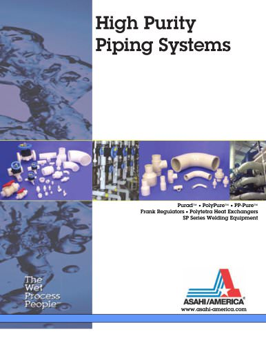 High Purity Piping Brochure