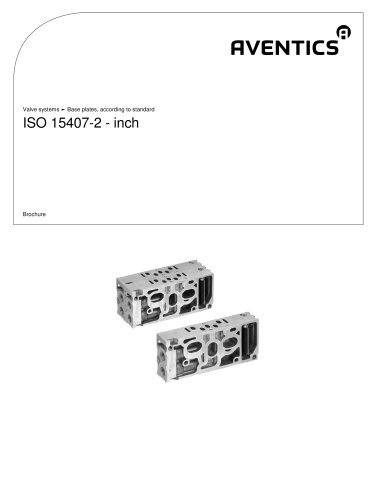 ISO 15407-2 - inch