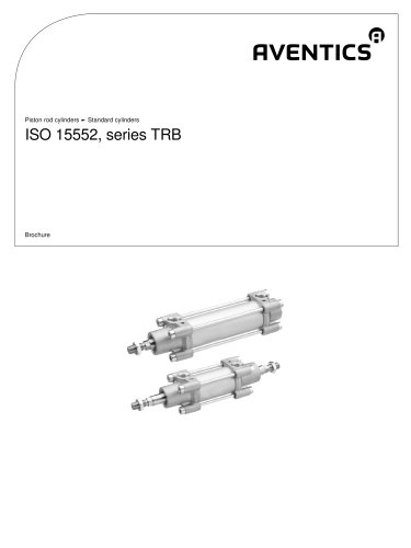 ISO 15552, series TRB