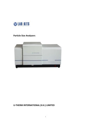 Particle Size Analyzers