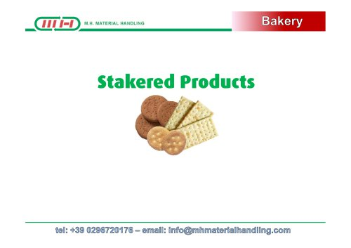 Stacked products