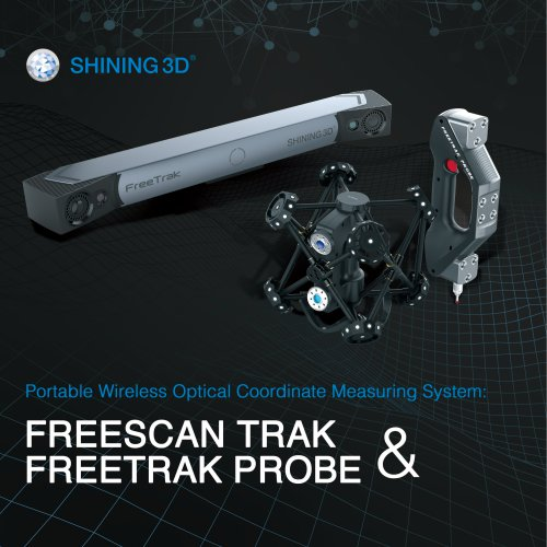 Freescan trak & Freetrak probe
