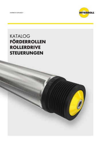 NEW CONVEYOR ROLLERS CATALOG