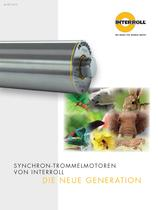 Synchronous Drum Motor - 1