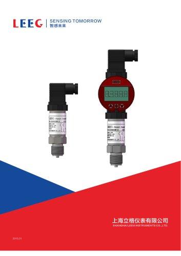 Compact design Pressure transmitter