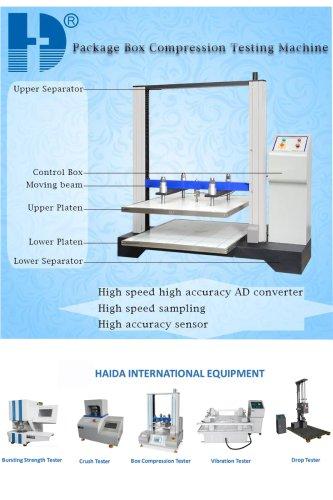 Compressive Strength Test Machine