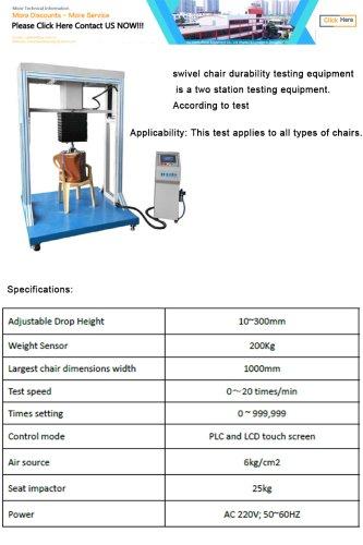 F731 Swivel Chair Durability Testing Equipment