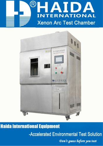 HD-E711 Xenon Testing Chamber