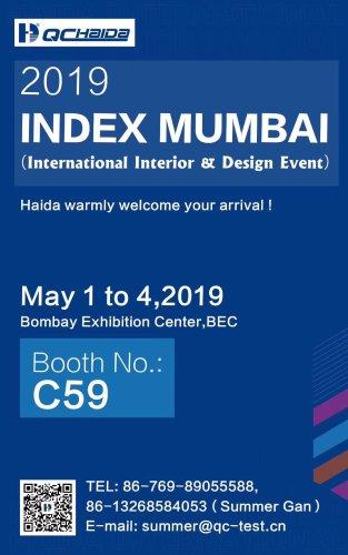 Index mumbai International Interior&Design Event