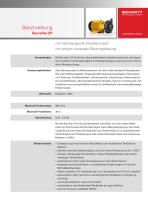 Produktinformation UP - 2