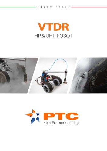 VTDR - HP & UHP Robot