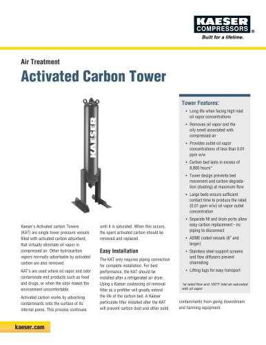 Activated Carbon Tower