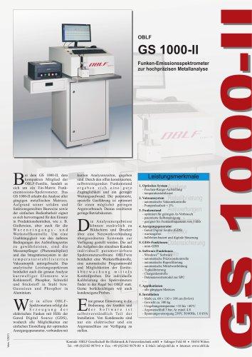 GS 1000-II