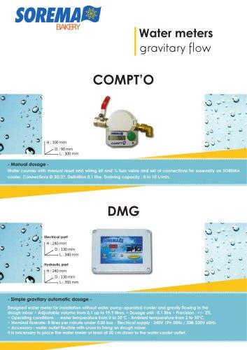 DM water meter