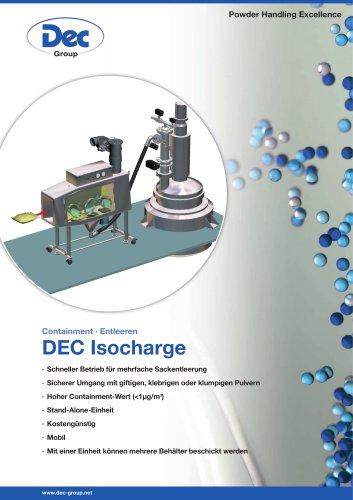 DEC Isocharge