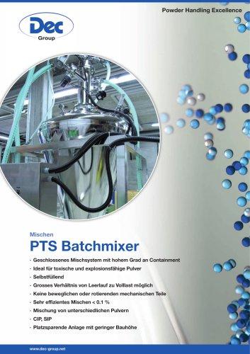 PTS Batchmixer