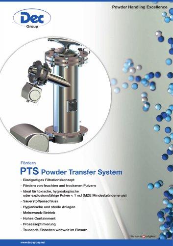 PTS Powder Transfer System
