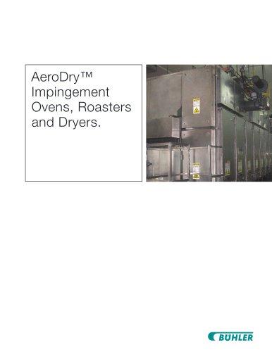 AeroDry Impingement Oven