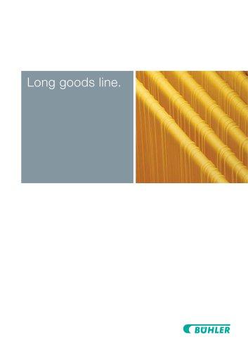 Long-Goods Pasta Cooler TDKD