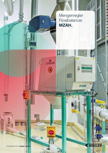 Mengenregler Flowbalancer MZAH