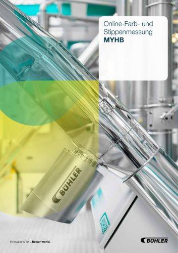 Online-Farb- und Stippenmessung MYHB