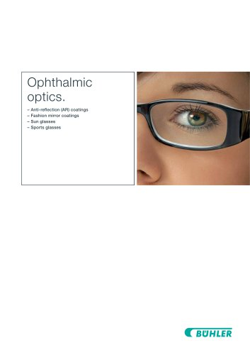 Ophthalmic ptics