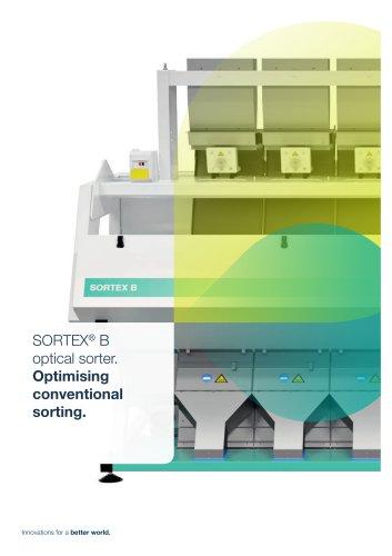 SORTEX B Range