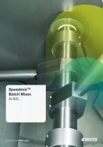 SpeedmixTM Batch Mixer