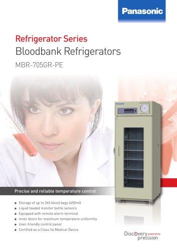 Bloodbank Refrigerators MBR-705GR-PE