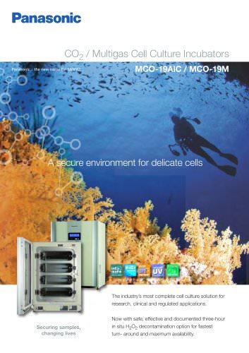 CO2 / Multigas Cell Culture Incubators