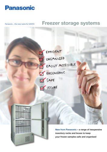 Freezer storage systems