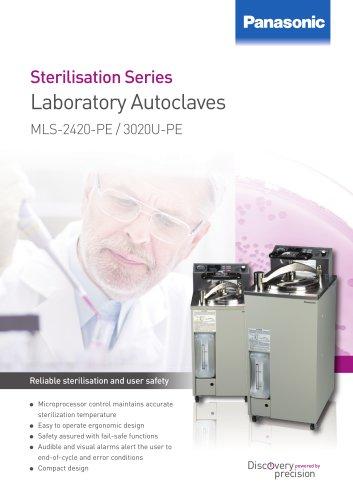 Laboratory Autoclaves MLS-2420-PE / 3020U-PE